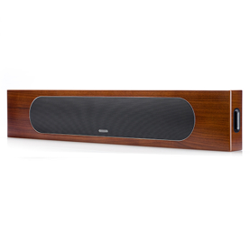 Monitor Audio Radius One walnut. Soundbar pasywny.