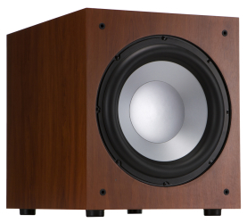 Jamo J12 SUB dark apple. Subwoofer aktywny.