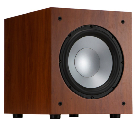 Jamo J10 SUB dark apple. Subwoofer aktywny.